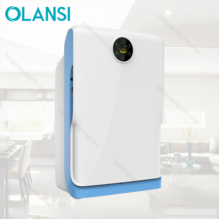 Pm2 5 Purifier Bedroom Ionic Air Purifiers Olansi